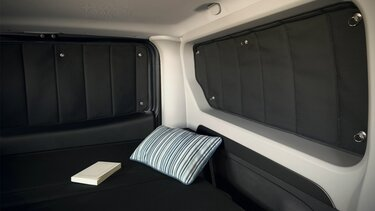 Cortinas opacas Trafic SpaceClass