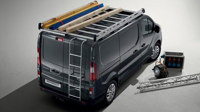 Accesorios Renault Nuevo TRAFIC