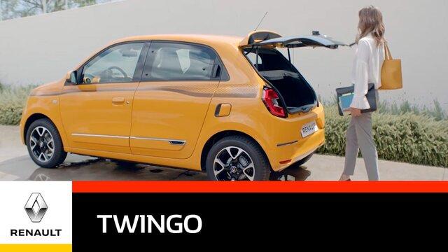 Renault nuevo Twingo  accesorios
