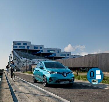 Renault ZOE coche urbano eléctrico