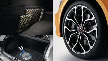 Renault Scénic Pack Basic accesorios