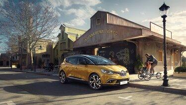Renault SCENIC vídeo