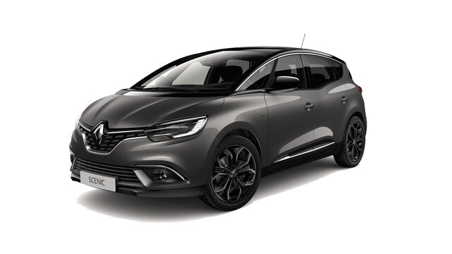 Renault SCENIC Black Edition