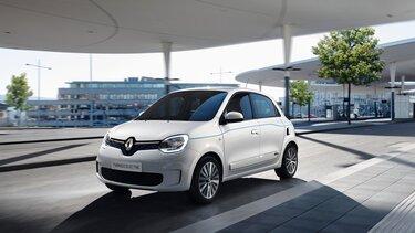 TWINGO vehículo eléctrico, urbano y compacto