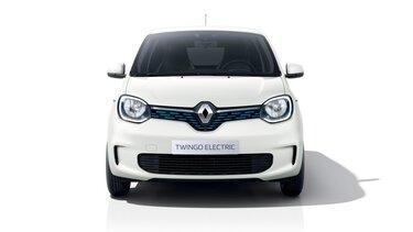 TWINGO Electric vehículo eléctrico, urbano y compacto