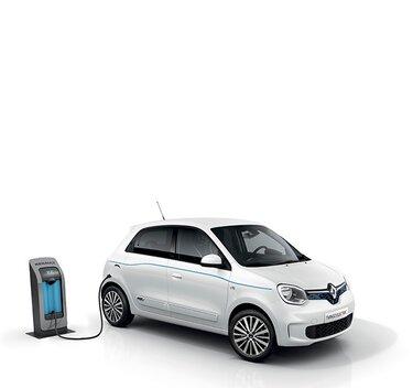 TWINGO Electric vehículo eléctrico urbano