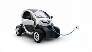 Renault Twizy doble carga uso doméstico