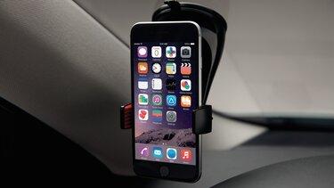 Renault Twizy soporte para Smartphone