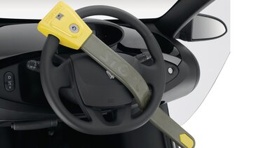 Renault Twizy  sistema antirrobo