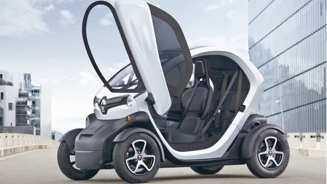 Renault TWIZY puertas