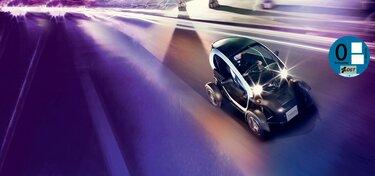 Renault Twizy equipamientos