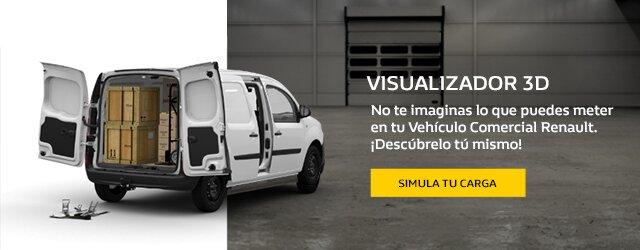Simulador carga vehículos industriales Renault