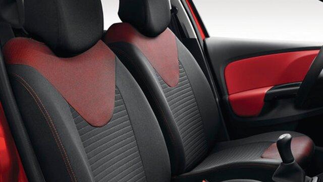 Renault accesorios fundas de asiento