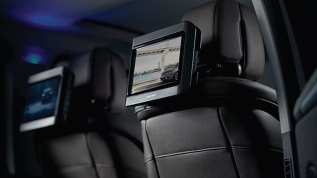 Renault accesorios lector DVD