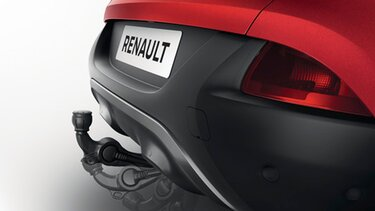Renault acceosrios enganche retráctil