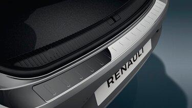Renault accesorios umbral de maletero