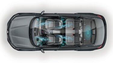 Renault accesorios equipo de sonido Focal