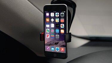 Renault accesorios soporte para smartphone