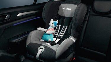 Renault accesorios silla infantil