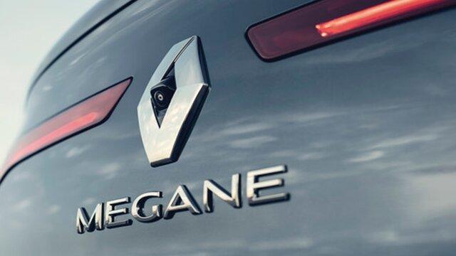 Renault accesorios cámara trasera de ayuda al estacionamiento