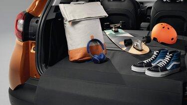 Renault accesorios protección de maletero