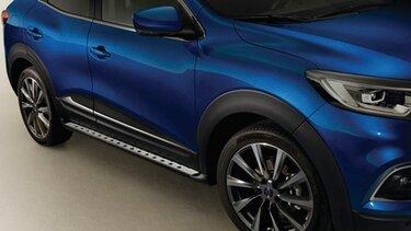 Renault accesorios estribos laterales