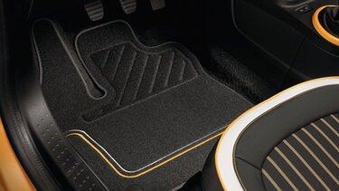 Renault accesorios Alfombrillas textiles premium