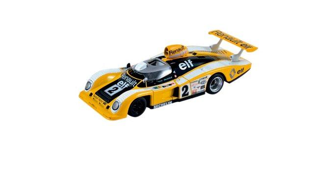 Tienda Renault - Modelo en miniatura Alpine