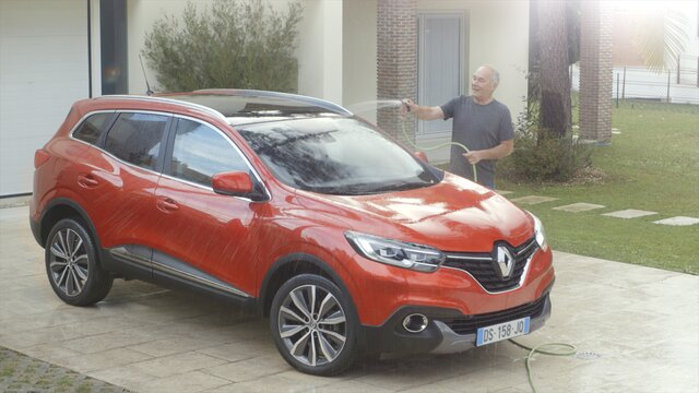 Renault parabrisas