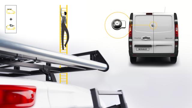 Renault - KANGOO Furgón - Acondicionamiento y accesorios