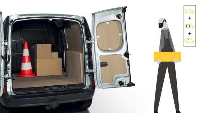 Renault - KANGOO Furgón - Pack Protect +