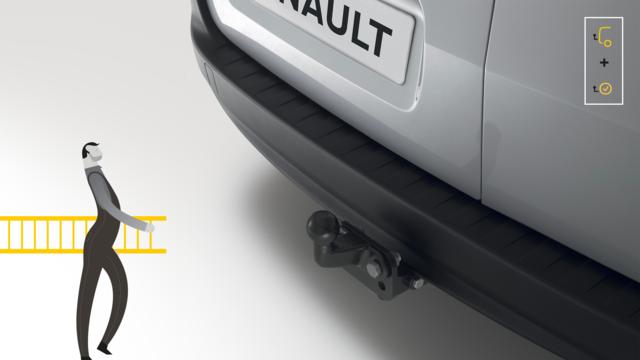 Renault - KANGOO Furgón - Pack Transport +