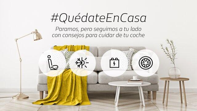 Quedate en casa - Renault España