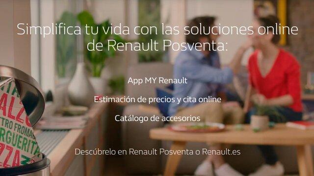 Renault Posventa El secreto de Marcos