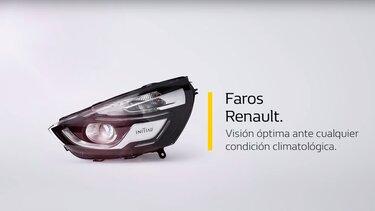 Renault iluminación