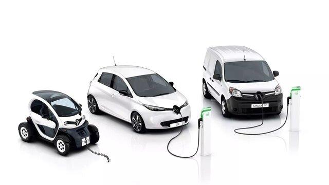 Renault SELECTION - Eléctricos