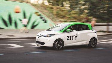Renault Zity