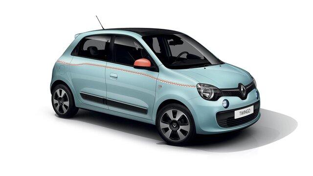 Renault TWINGO III phase 1