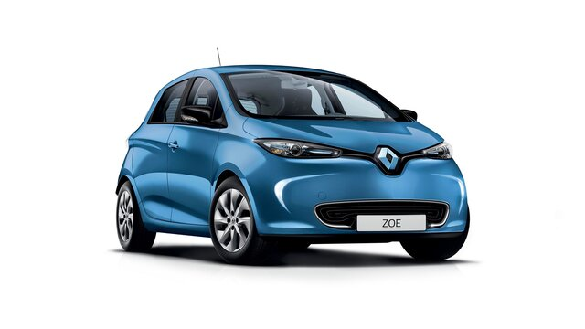 Renault ZOE b10 phase1