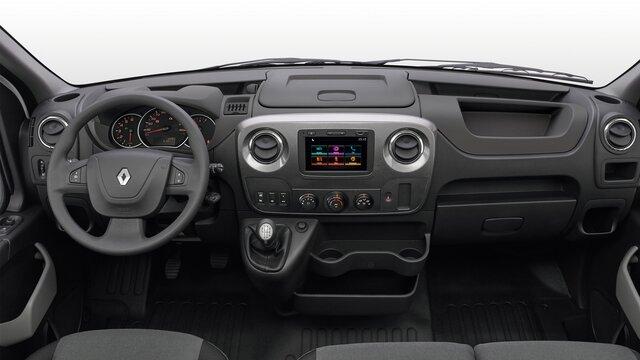 Renault Master intérieur