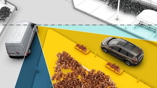 Renault MASTER Camping-Car - Rétroviseurs Asphériques