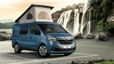 Renault Trafic - camping-car