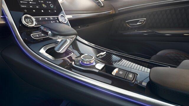 Renault  Nouvel Espace - console