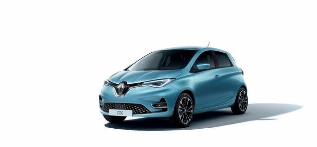 Nouvelle ZOE, la voiture électrique polyvalente