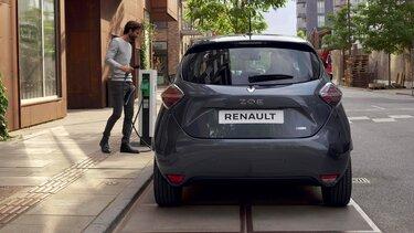 Renault - Recharger votre véhicule