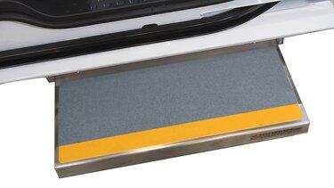 Trafic TPMR - marchepied électrique
