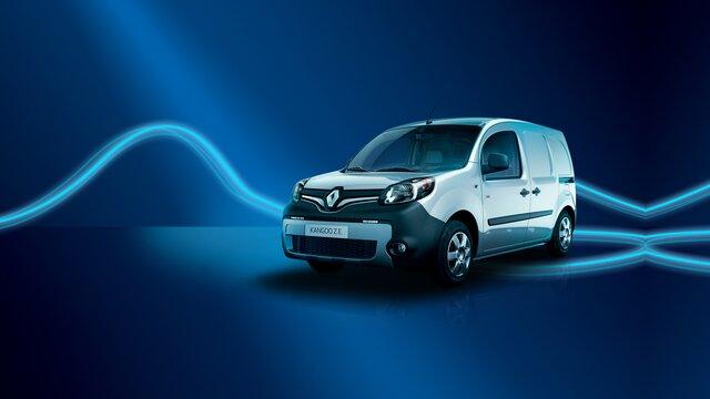 Renault Kangoo Z.E. - Offre
