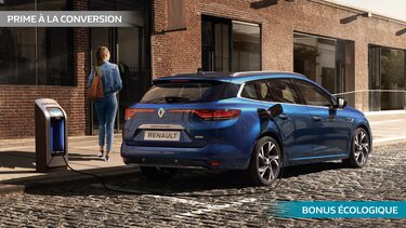 MEGANE Estate E-tech Plug-in Hybride