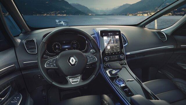 Renault ESPACE - intérieur