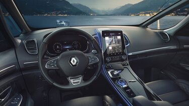 Renault Espace - Assistant Autoroute et Trafic